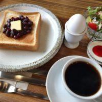 名駅西口から徒歩9分、名古屋名物モーニングが一日中食べられる古民家カフェ喫茶モーニングを初訪問。