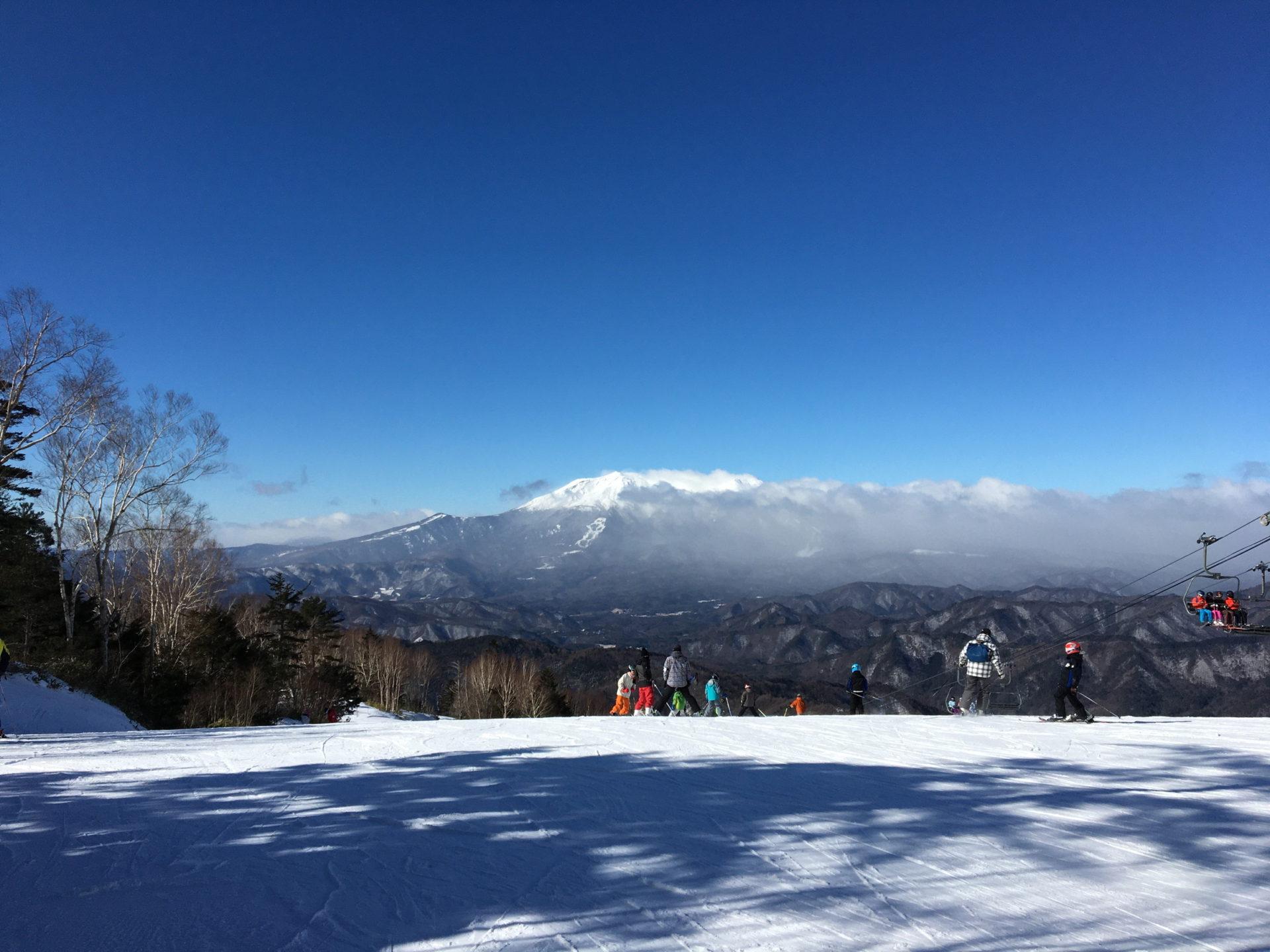 木曽 福島 スキー 場