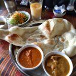 名駅西口から徒歩10分、インドネパール料理の店ナンカレーハウスで日替りランチを食べてみた。
